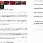 Jaguar F-Type décapotable